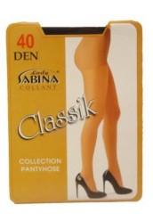 """Колготы женские """"Lady Sabina"""" 40 den classik"""